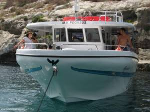 party boat charters malta
