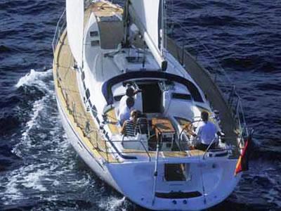 Sailing Bavaria 46
