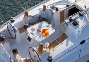 malta sailing charters luxury beneteau 50