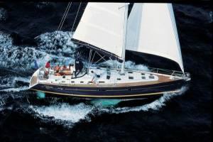 Beneteau 523 sailing charter malta