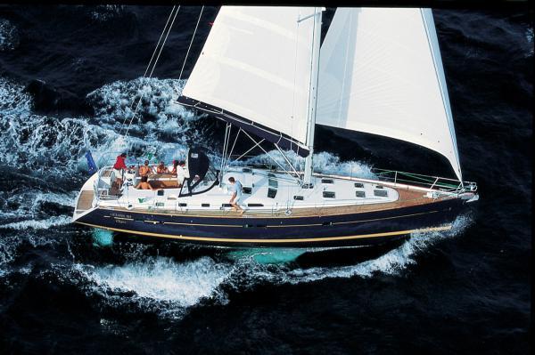Beneteau Oceanis 52.3
