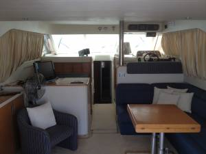Hire a Princess 50 Yacht in Malta