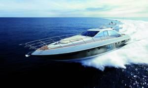 luxury azimut hire charter in malta