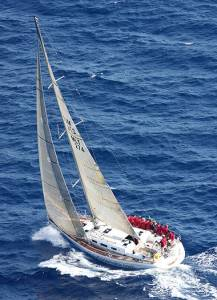 bareboat charters with malta chartering dufour 44