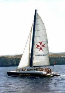 party boat catamaran charters malta