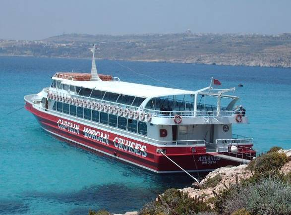 Party Boat for 499 persons