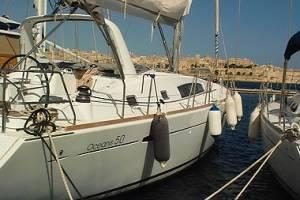 day charter multi day hire malta beneteau 50