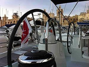malta chartering beneteau 40