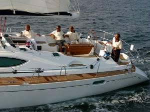 Jeanneau 54 sailing hire malta charters
