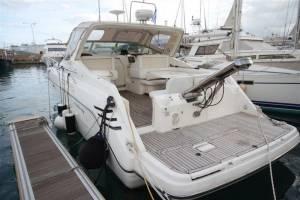 Cranchi 40 motor boat charter in malta