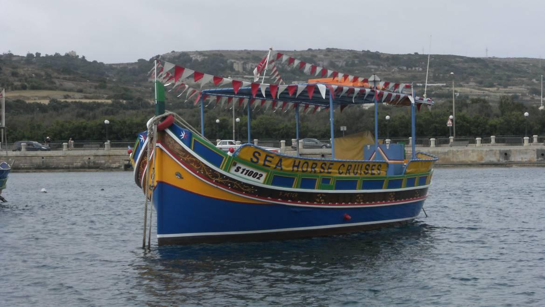 Maltese Luzzu