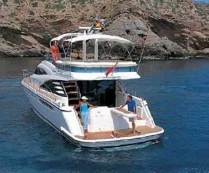 malta boat chartering squadron 58