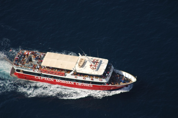 Party Boat for 235 persons
