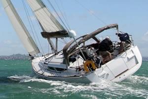 Malta sailing charters Beneteau 54