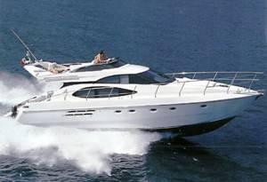 azimut 52 rental in malta boat