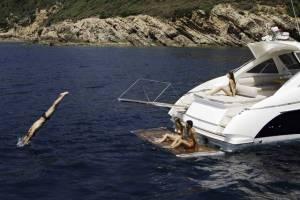 malta hire rental boating atlantis 54