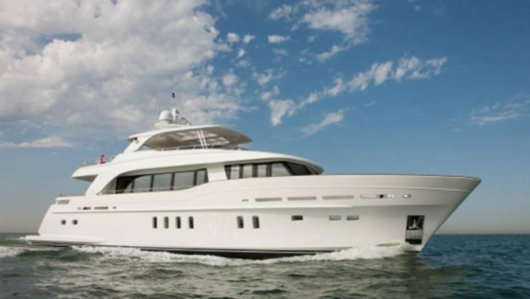 Super yacht Mulder 94
