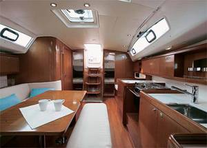 sail charter in malta Beneteau 40