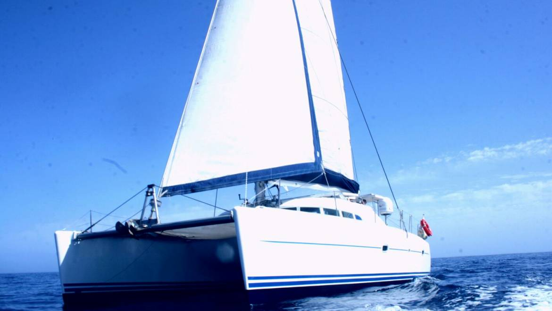 Catamaran Lagoon 410