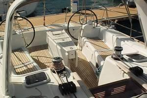 malta chartering sailing beneteau 50