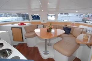 Lavezzi 40 for hire day charter with malta boat chartering