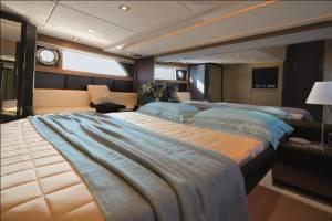 Atlantis 48 chartering in malta boat