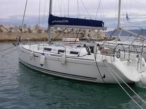 Dufour 365 malta chartering