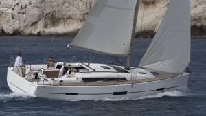 hire yacht malta charters dufour 410
