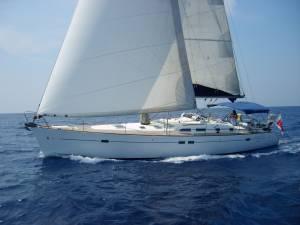 sailing malta charter hire beneteau 47