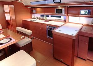 sail bareboat chartering malta dufour 45