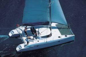 catamaran chartering in malta lavezzi 40