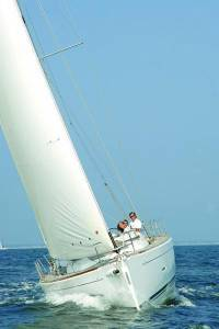 malta charters Dufour 45 hire renting
