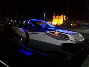 Powerboat for rental malta boat charter
