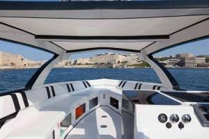 Charter a boat for Paragliding Malta