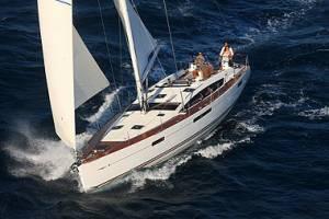 Jeanneau 53 sailing yacht charter