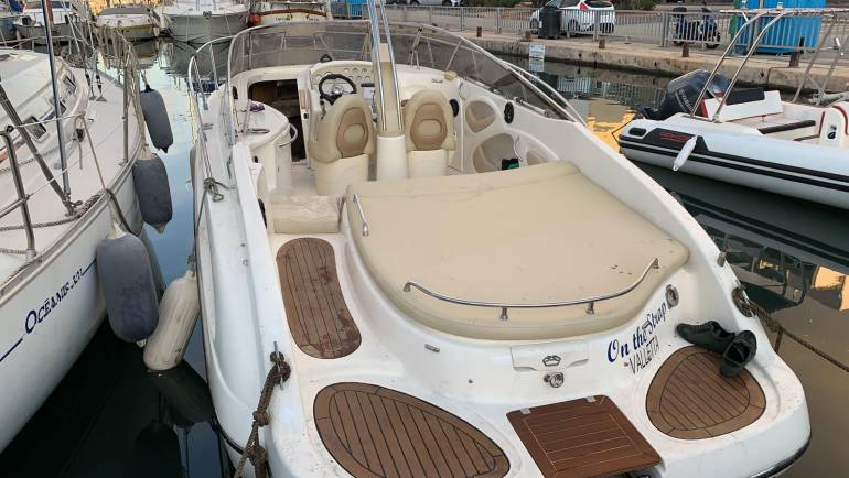 Princess 41.5 feet motor boat