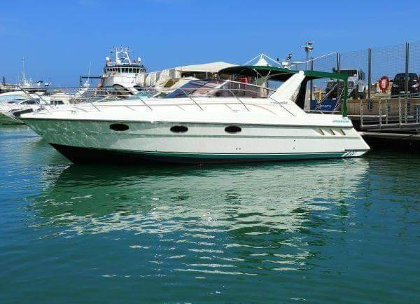 Fairline Targa 33 open boat