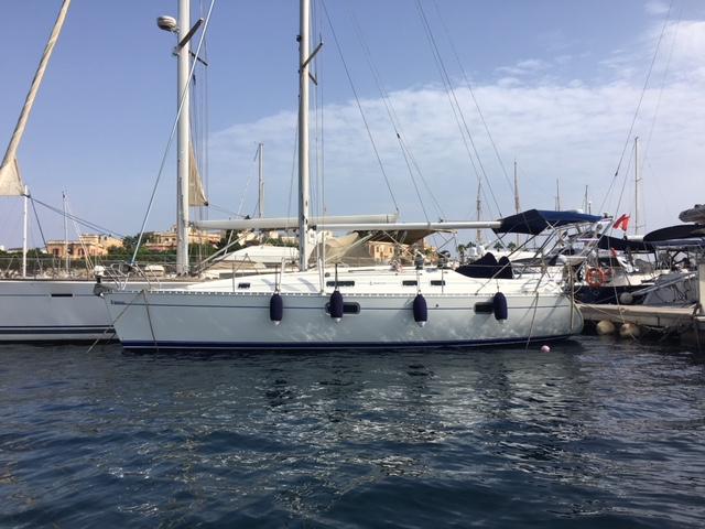 Sailing Bavaria 40